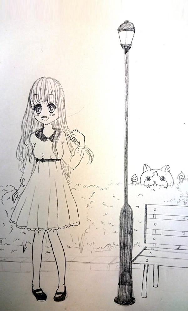 黒歴史イラスト・Aoi・アフター