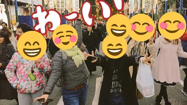 混雑していても楽しい神戸ルミナリエ