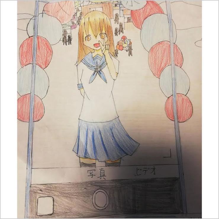 文化祭(MIMEKA*)・イラスト文化祭2020