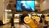 ビックマンで待ち合わせ:大阪でセーラー服のデッサン会